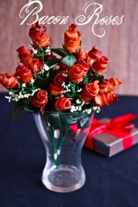 maple bacon roses